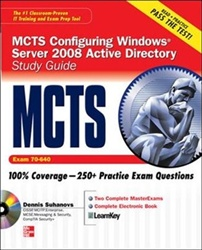 MCTS Windows Server 2008 Active Directory Services Study Guide