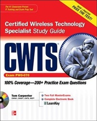 CWTS Certified Wireless Technology Specialist Study Guide