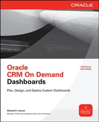 Oracle CRM On Demand Dashboards