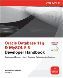Oracle Database 11g & MySQL 5.6 Developer Handbook
