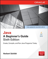 Java: A Beginner's Guide, Sixth Edition