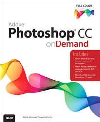 Adobe Photoshop CC on Demand (eBook)