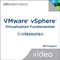 VMware vSphere Virtualization Fundamentals LiveLessons (Video Training), (DVD)