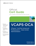 VCAP5-DCA Official Cert Guide eBook