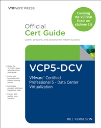 VCP5-DCV Official Certification Guide (Covering the VCP550 Exam) Premium Edition eBook and Practice Test, 2nd Edition