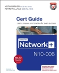 CompTIA Network+  N10-006 Cert Guide