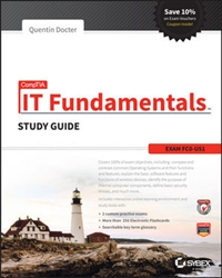 CompTIA IT Fundamentals Study Guide: Exam FC0-U51
