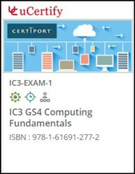 IC3 GS4 Computing Fundamentals (Exam 1) Courseware