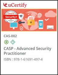 CompTIA Advanced Security Practitioner (CAS-002) Courseware