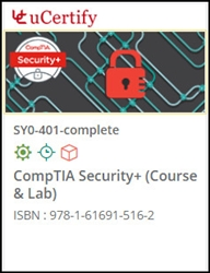 CompTIA Security+ (SY0-401) Lab and Courseware