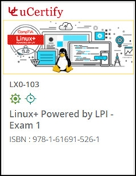 CompTIA Linux+ Exam 1 (LX0-103) Courseware