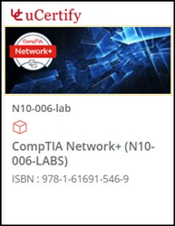 CompTIA Network+ (N10-006) Lab