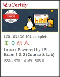 CompTIA Linux+ Complete (103 & 104) Lab and Courseware