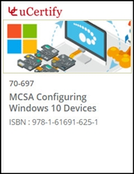 MCSA Configuring Windows 10 Devices (70-697) Lab and Courseware