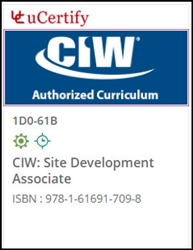 CIW: Site Development Associate (1D0-61B) Courseware