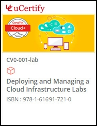 CompTIA Cloud+ (CV0-001) Lab