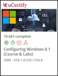 Configuring Windows 8.1 (70-687) Lab and Courseware