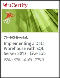 Implementing a Data Warehouse with SQL Server 2012 (70-463) Live Lab