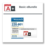 CompTIA A+ Basic Exam Prep Bundle