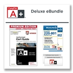 CompTIA A+ Deluxe Exam Prep Bundle