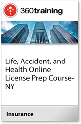Life, Accident, and Health Online License Prep Course- NY