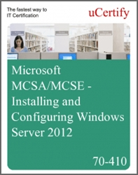 MCSA/MCSE - Installing and Configuring Windows Server 2012 R2