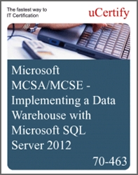 MCSA/MCSE - Implementing a Data Warehouse with Microsoft SQL Server 2012