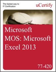 MOS: Microsoft Excel 2013