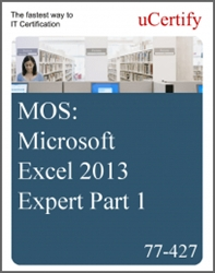 MOS: Microsoft Excel 2013 Expert Part 1
