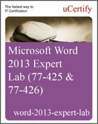 Microsoft Word 2013 Expert Lab