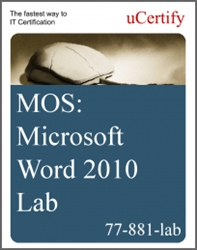 MOS: Microsoft Word 2010 Lab