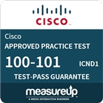 100-101: Interconnecting Cisco Networking Devices (ICND1)