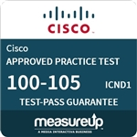 100-105: Interconnecting Cisco Networking Devices Part 1 (ICND 1) Practice Test