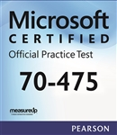 70-475: Designing and Implementing Big Data Analytics Solutions Microsoft Official Practice Test