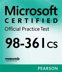 MTA: 98-361 CS - Software Developer Fundamentals (C#) Microsoft Official Practice Test