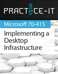 Implementing a Desktop Infrastructure Practice Lab