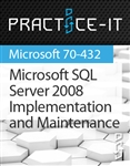 Microsoft SQL Server 2008 Implementation and Maintenance Practice Lab