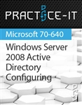 Windows Server 2008 Active Directory Configuration Practice Lab