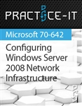 Windows Server 2008 Network Infrastructure Configuration Practice Lab
