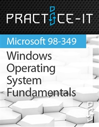 Windows Operating System Fundamentals Practice Lab