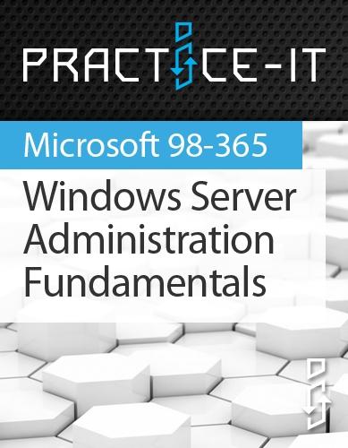windows server administration fundamentals pdf