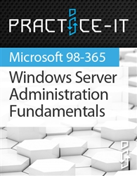 Windows Server Administration Fundamentals Practice Lab