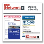 CompTIA Network+ Deluxe Exam Prep Bundle