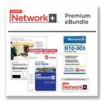 CompTIA Network+ Premium Exam Prep Bundle