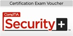 CompTIA Security+ Exam Voucher