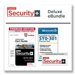 CompTIA Security+ Deluxe Exam Prep Bundle
