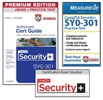 CompTIA Security+ Essentials Exam Prep Bundle
