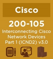 Cisco Practice Exam for 200-105 NetCert: Interconnecting Cisco Network Devices Part 2 (ICND2) v3.0