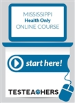 Mississippi Accident and Health Only Online Course