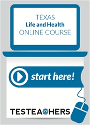Texas General Lines - Life, Accident and Health Insurance - 2nd Edition Online Course